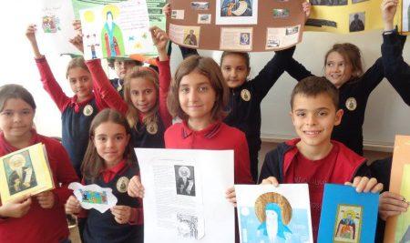 """Честит патронен празник на всички учители и ученици от 54. СУ """"Иван Рилски"""""""