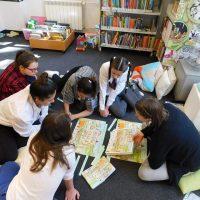 Ученици от 54. СУ в Гьоте-Институт